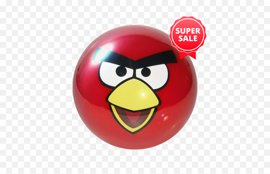 Angry Birds Red - Angry Birds Bowling Ball Emoji
