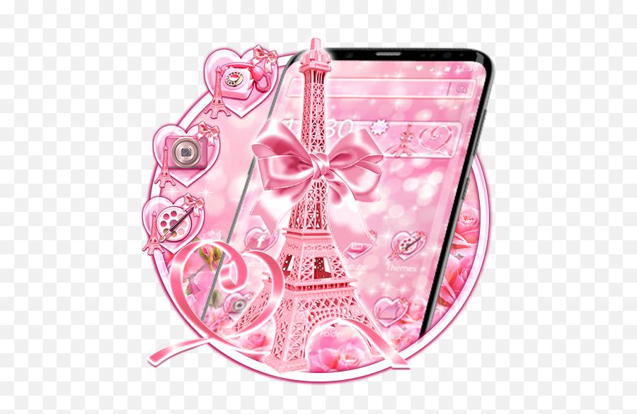 Love Rose Eiffel Tower Theme - Love Rose Effile Tower Emoji,Eiffel Tower Emoji Iphone