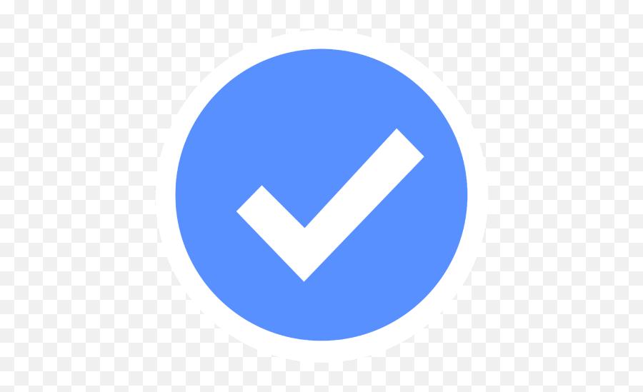 Facebook Verified Logo Png - Verification Facebook Blue Tick Png Emoji,Verified Blue Tick Emoji