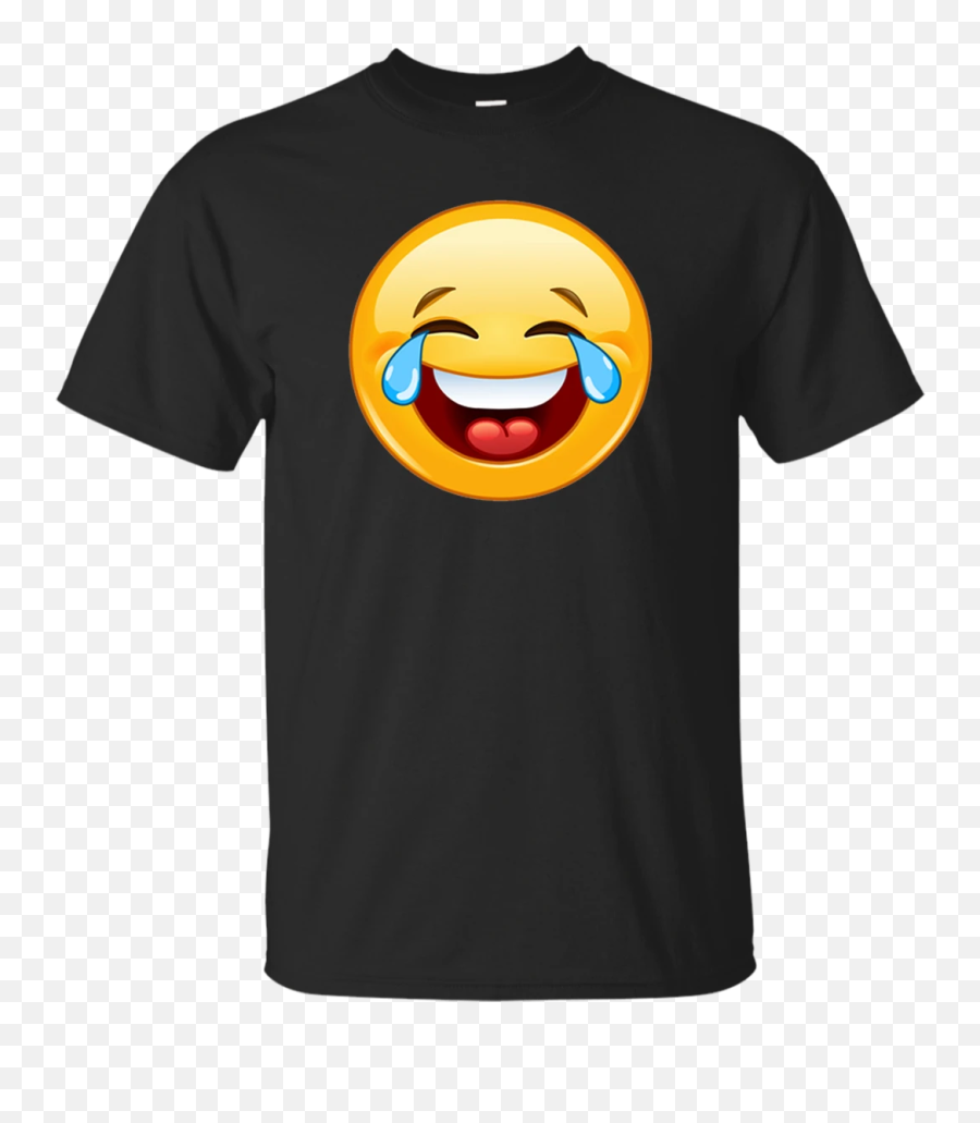 Laugh Emoji Tee Hoodie Tank - Laugh Emoji T Shirt,Crying With Laughter Emoji