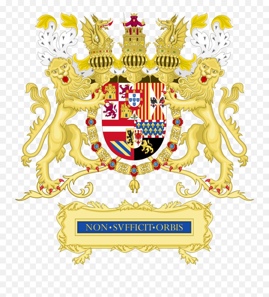 House Of Habsburg - Philip Ii Coat Of Arms Emoji,Game Of Thrones Emoji