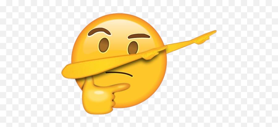 Download Dab Emoji Png Transparent - Dab Emoji Transparent Background