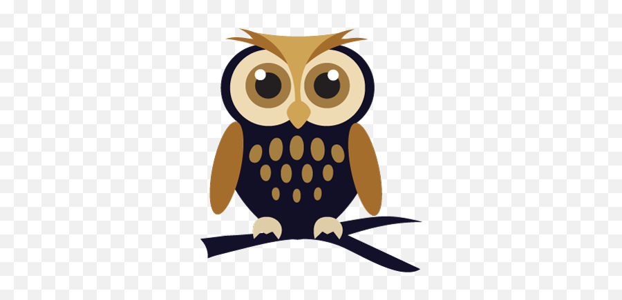 Wise Owl Png Black And White U0026 Free Wise Owl Black And White - Wise Owl Emoji,Owl Emoji Iphone