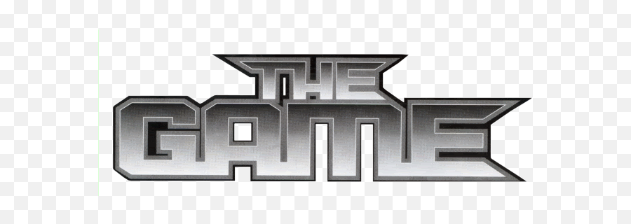 The - Rapper The Game Logo Emoji