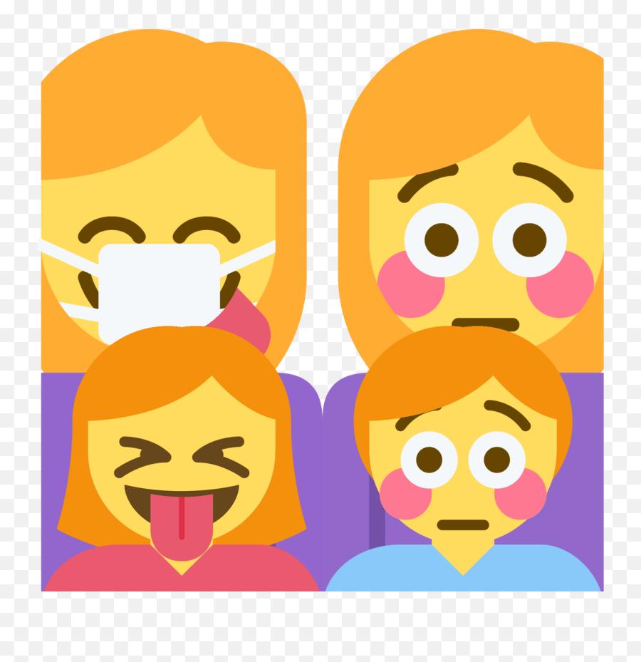 Happy Emoji,Flushed Face Emoji