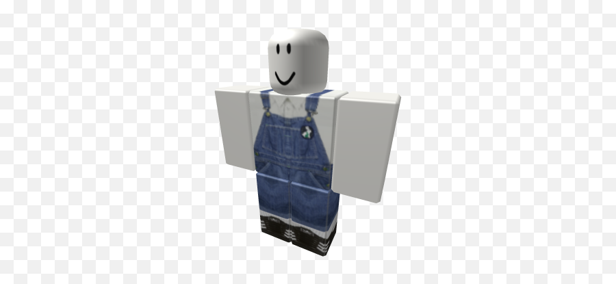 Bunny Scouts Boys Overalls - Roblox Roblox Luigi Pants Emoji,Minion Emoji For Iphone