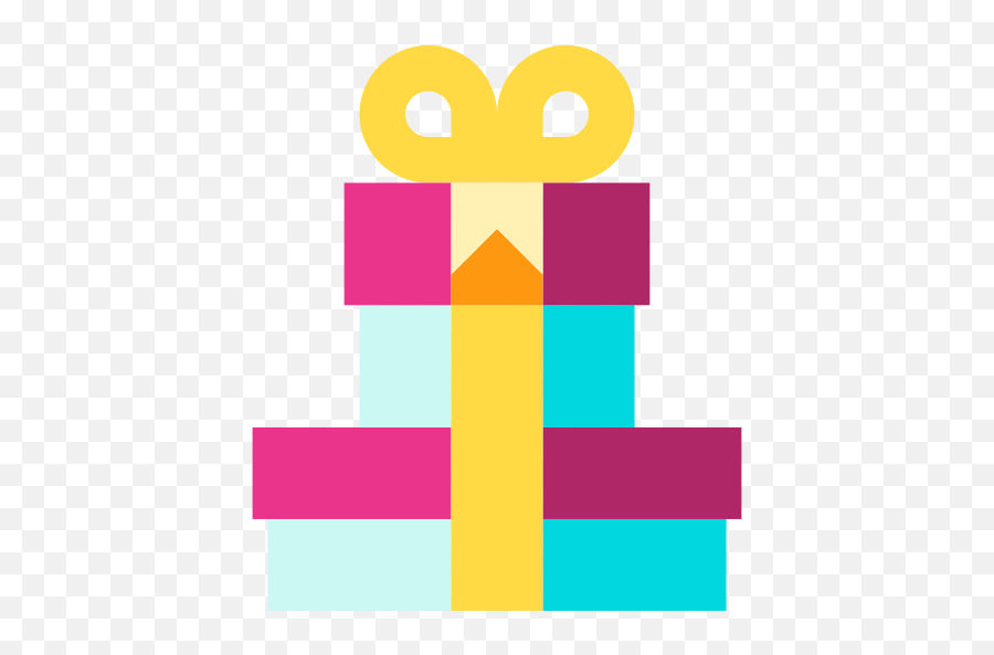 Surprise Gift Birthday Christmas - Graphic Design Emoji