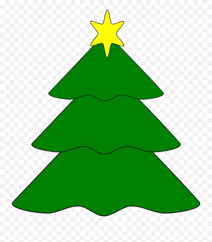 Christmas Tree Drawing Clip Art - Green Christmas Tree Png Green Christmas Tree Clipart Transparent Emoji,Christmas Tree Emojis