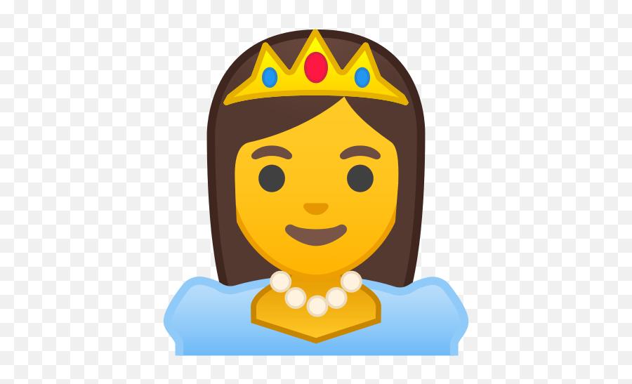 Princess Emoji Meaning With Pictures - Princess Emoji,Crown Emoticon