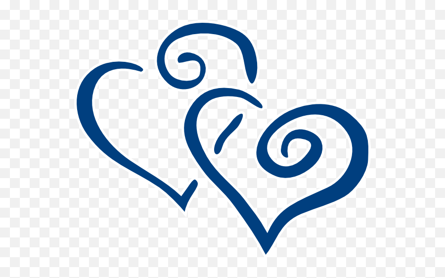 Free Blue Hearts Cliparts Download Free Clip Art Free Clip - Fresh Bar Kitchen Emoji