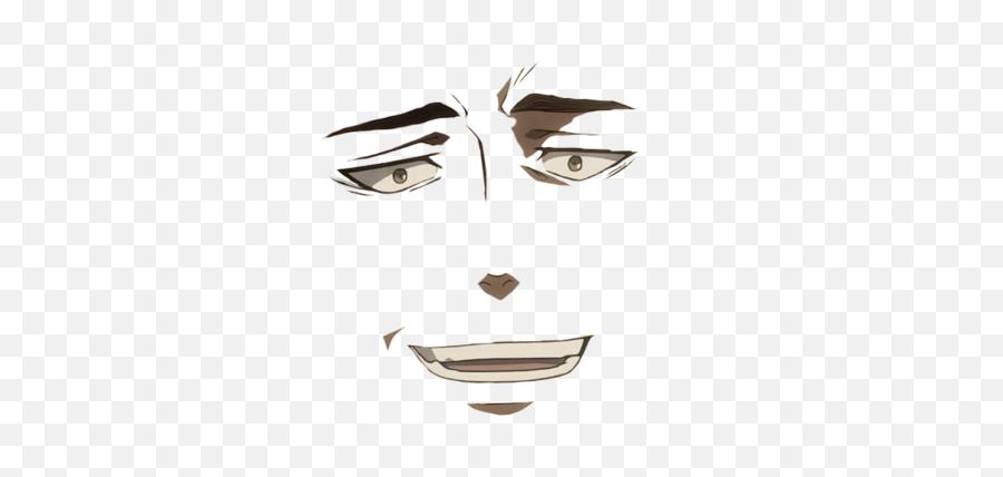 Anime Faces - Funny Anime Face Png Emoji,Anime Face Emoji