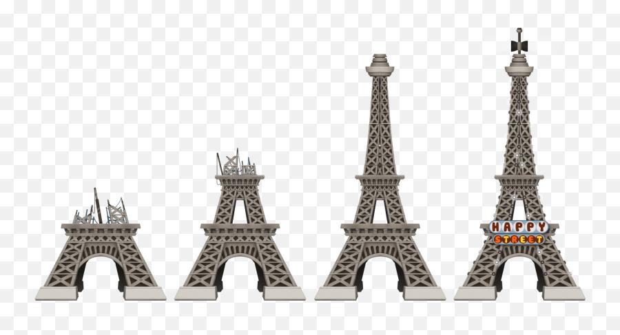 Paris Tower - Eiffel Tower Levels Emoji,Eiffel Tower Emoji Iphone