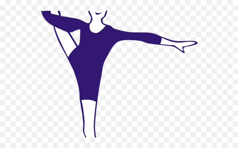 Clipart Senam Aerobik - Clip Art Emoji,Gymnastics Emoji For Iphone