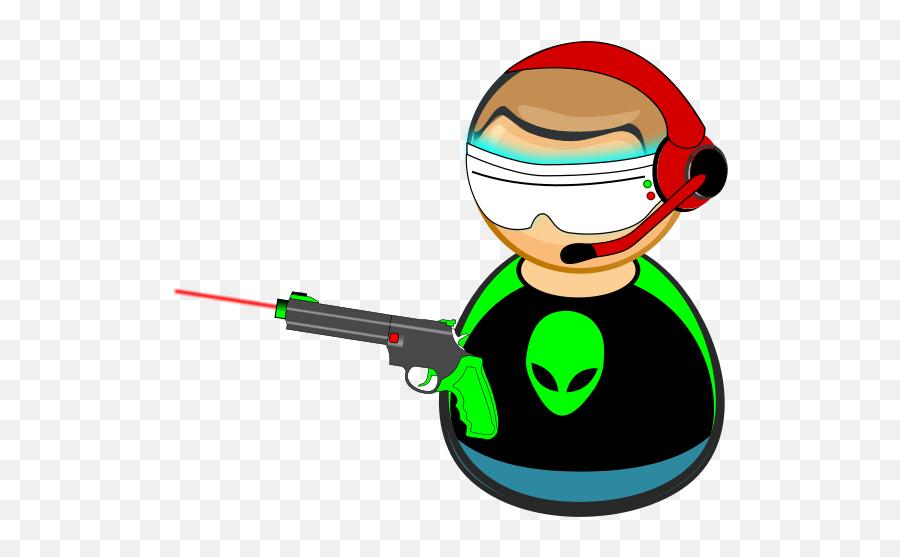 Computer Gamer Icon - Gamer Cliparts Emoji,Apple Gun Emoji