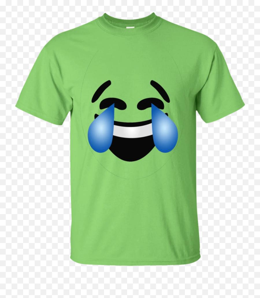 Laughing Tears Of Joy Emoji T - Witcher Tee Shirt Design,Tears Laughing Emoji