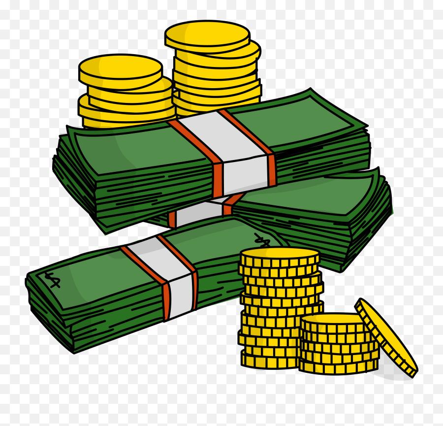 Money Clipart - Money Clipart Png Emoji,Emoji Show Me The Money