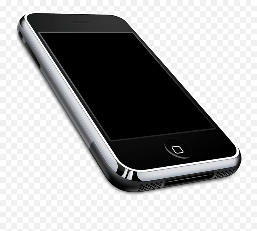 Download Apple Iphone Png Image Hq Png - Cell Phone Transparent Background Emoji,Gymnastics Emoji For Iphone