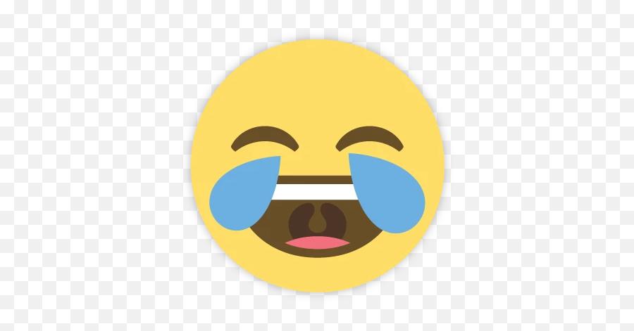 Laughing Tears - Humor Genre Emoji,Tears Laughing Emoji
