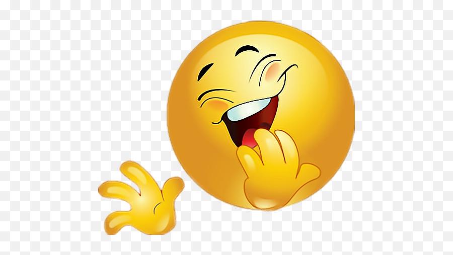 Emoticon Feliz Alegre Contento Happy - Clipart Free Smileys Laughing Emoji,Emoticon Feliz