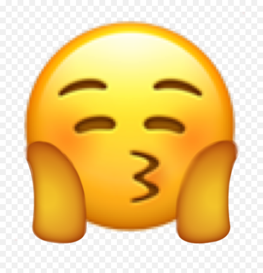 Peachy Emoji Cute Uwu Freetoedit - Emoji