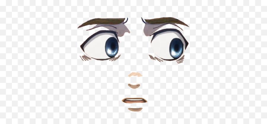 Anime Faces - Anime Face Expression Png Emoji,Anime Face Emoji