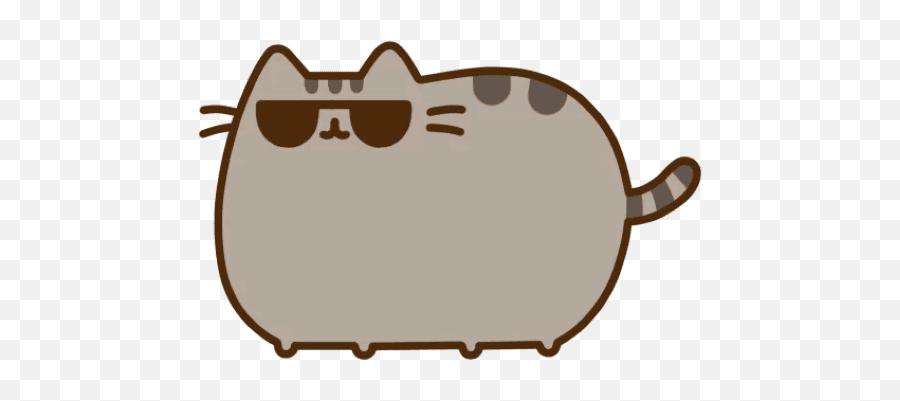 Cat Pusheen Stickers - Pusheen The Cat Emoji,Pusheen The Cat Emoji