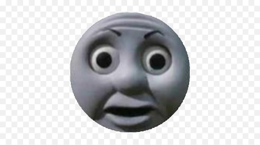 Thomas Original O Face Emoji