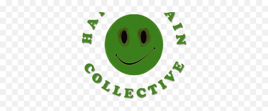 Happy Again Collective - Smiley Emoji,Weed Emoticon