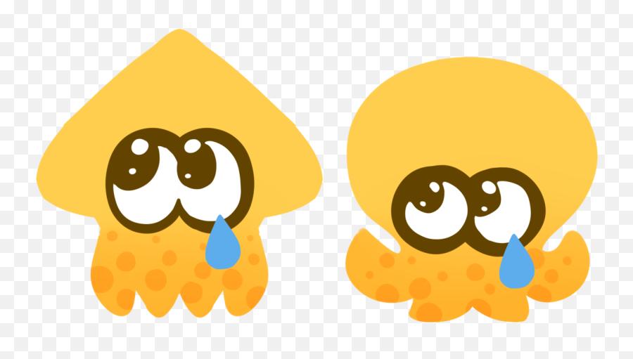 Splatoon Emojis - Clip Art