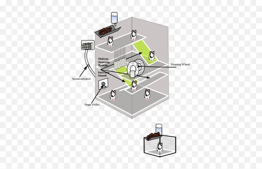 Vector Graphics Of Mouse Experiment Trap - Diagram Emoji,Apple Gun Emoji