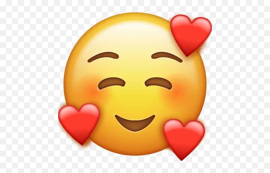 Best Hd Emoji Stickers For Whatsapp - Transparent Background Emojis Png,Emoji