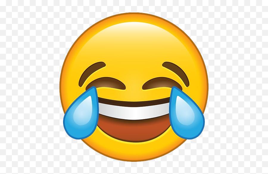 Laughing Emoji Png - Laughing Emoji Meme Png,Laughing Emoji