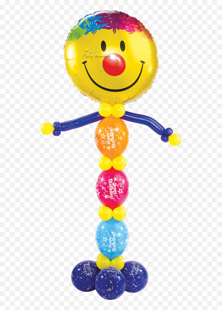 Smiley Birthday Party Friend - Party Workshop  sales  Smiley Emoji