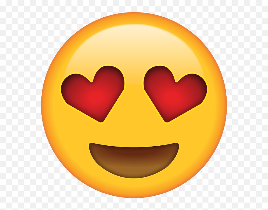 Why Nonprofits Should Try Emoji In Their - Heart Eyes Emoji,Emoji