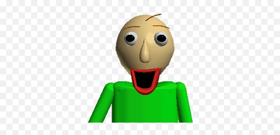 Happy Birthday In 5 Download Yey by OliwerGamer64 - Baldis Basics Emoji