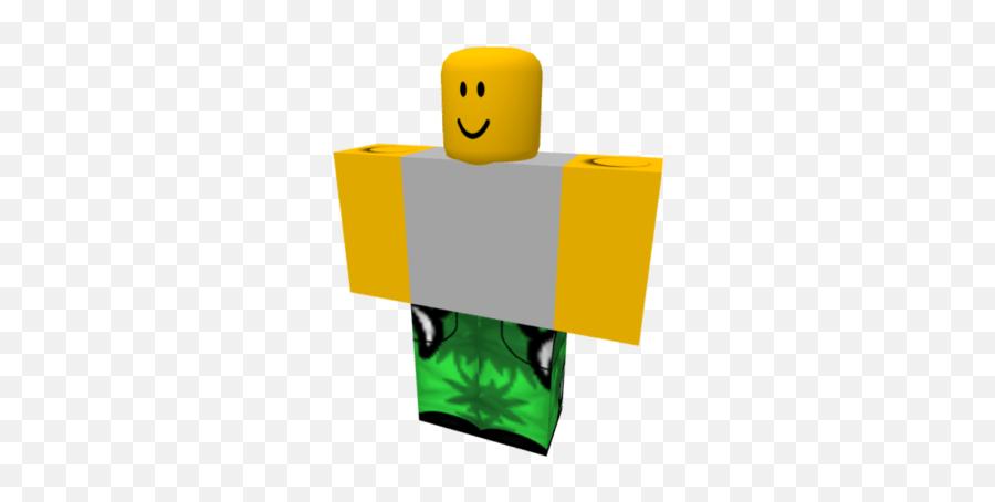 Weed Pants - Brick Planet Emoji