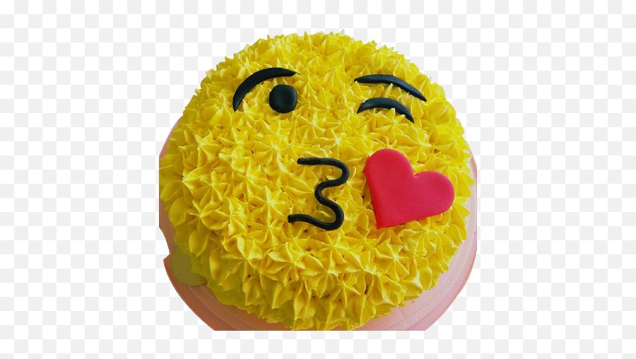 Pastalar - Cake Decorating Emoji