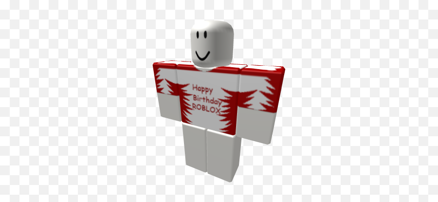 Shirt - Wide Brimmed Happy Birthday Shirt  Roblox  Valkyrie Helm Shirt Roblox Emoji