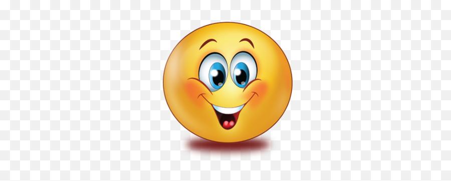 Blue Happy Eyes Emoji - Emoji With Blue Eyes,Eyes Emoji