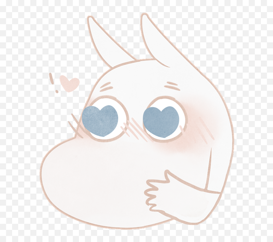 Moomin Emojis For Discord Or Whatever - Construction Paper