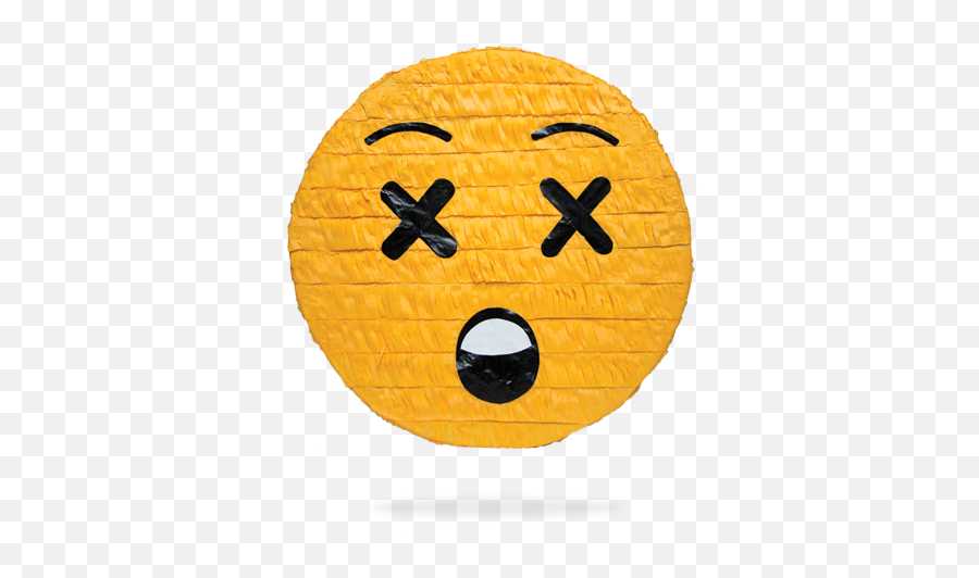 Blacked Out Emoji Piñata - Dessert