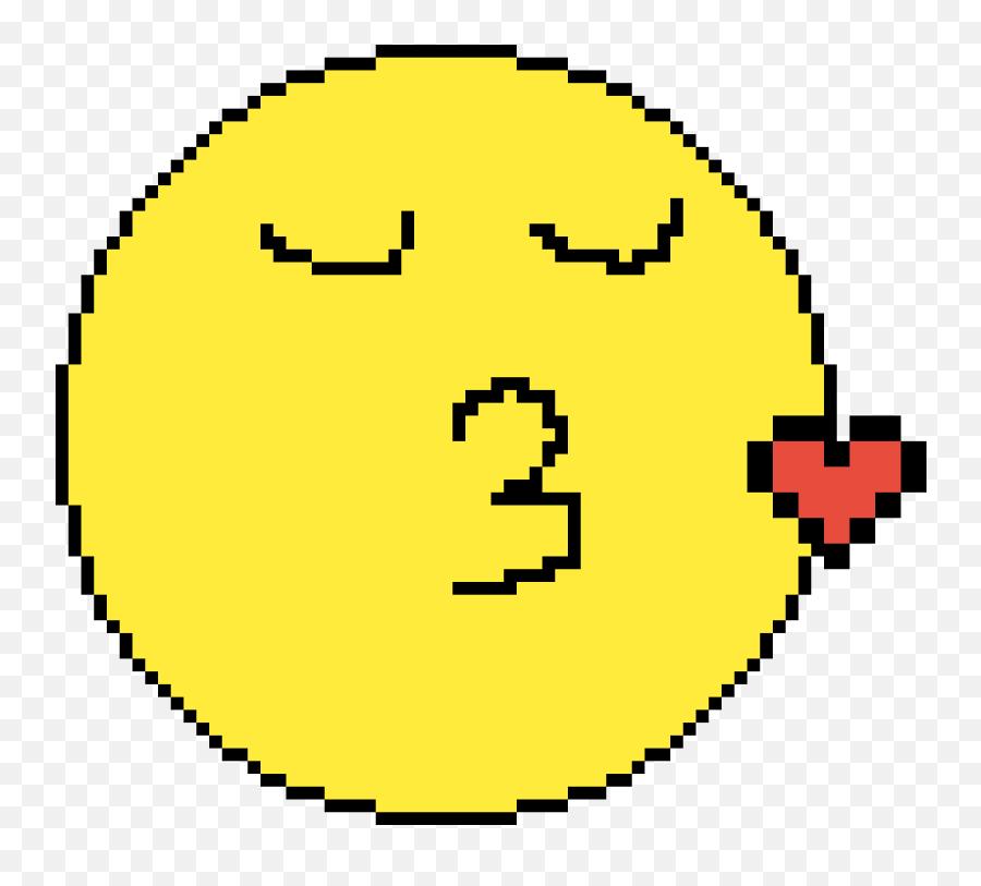 Pixilart - Mew Pink Bubble Gif Emoji,Kissing Emoticon