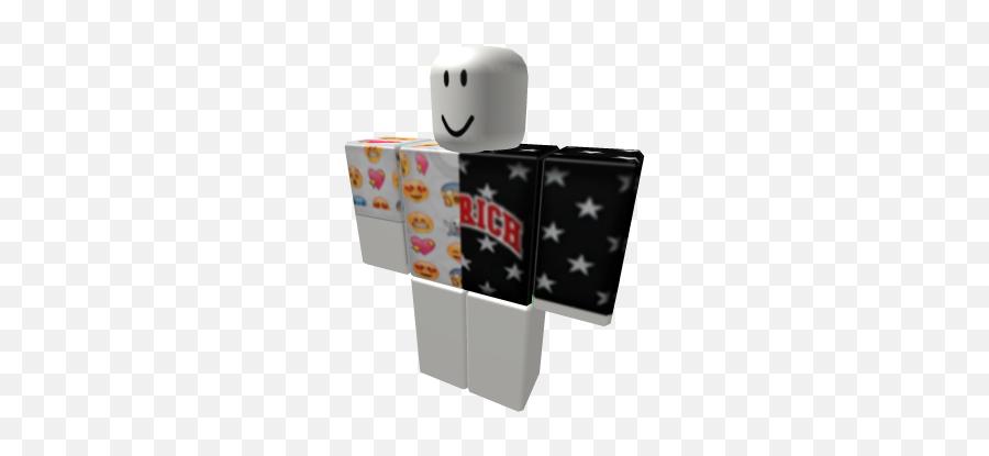 Emoji Half Rich - Jason Todd Red Hood Roblox,Half Smile Emoji