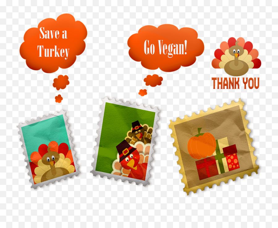 Funny Turkey Pictures Save A - Canadian Thanksgiving Emoji