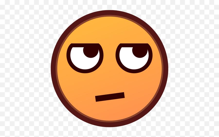 Face With Rolling Eyes Emoji For Facebook Email Sms - Rolling Eyes Emoji