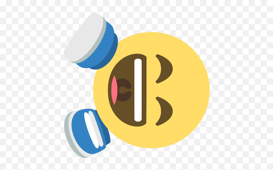Rolling On The Floor Laughing Emoji Emoticon Vector Icon - Emoji Rolling On Floor Laughing,Laughing Emoji