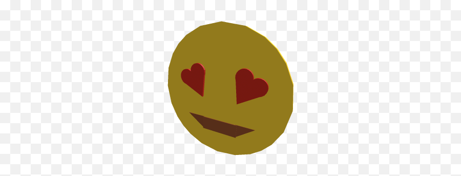 Smiling Face With Heart - Smiley Emoji