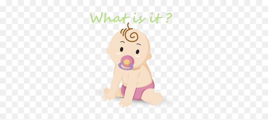Funny Baby Emoji - Infant,Funny Emoji Message