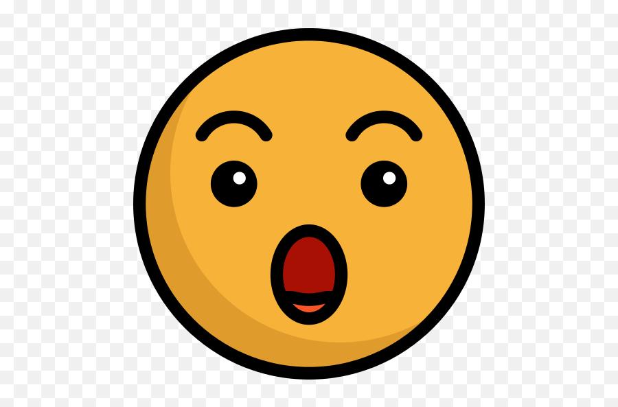 Emoji 3 Png Icons And Graphics - Icono Sorprendido,Popular Emojis