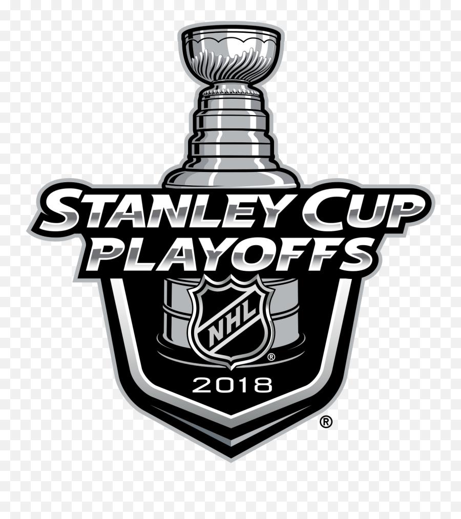 Stanley Cup Png Picture - Nhl Playoffs 2019 Logo Emoji